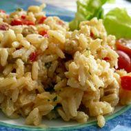 Šťavnaté rizoto recept