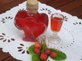 Jahodový likér recept