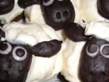 Muffinky  ovečky recept