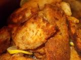 Tilapie s česnekem a tymiánem, smažená na plechu recept ...