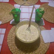 Hermelínový salát s vejci recept