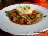 Pečené krkovičkové nudličky na tymiánu a zelenině recept ...