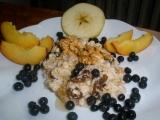 Zdravé müsli s ovocem recept