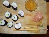 Sushi II. recept