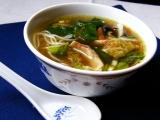 PHO GA  vietnamská kuřecí polévka recept