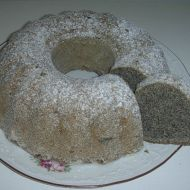 Bábovkový makovec recept