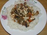 Šmakoun na houbách recept