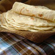 Domácí tortilly se sádlem recept