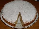 Ořechovo-jablečný koláč recept