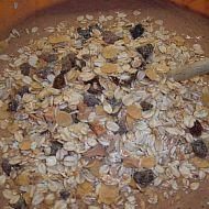 Kefírová buchta s ovocným müsli recept