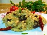 Houbové rizoto recept