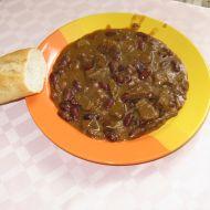 Hovězí chilli con carne recept