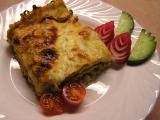 Lasagne s lilkem recept