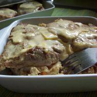 Vepřová kýta s brambory recept