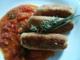 Vypečené krokety ( s ostrou rajčatovou omáčkou ) recept ...