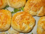 Sýrové bulky bez kynutí s bylinkami recept