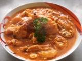 Řecké krevety saganaki recept