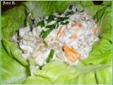 Salát z hlívy ústřičné recept