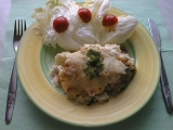 Rybí filé po Vídeňsku recept