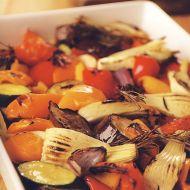 Pečená letní zelenina recept