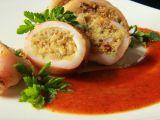 Plněné olihně ( kalamáry ) s rajčatovou omáčkou recept ...