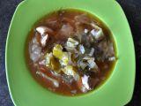 Letní Ružínská polévka recept