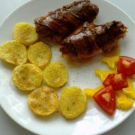 Mleté maso s klobásou recept
