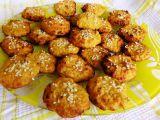 Zdravé cizrnové sušenky se skořicí recept