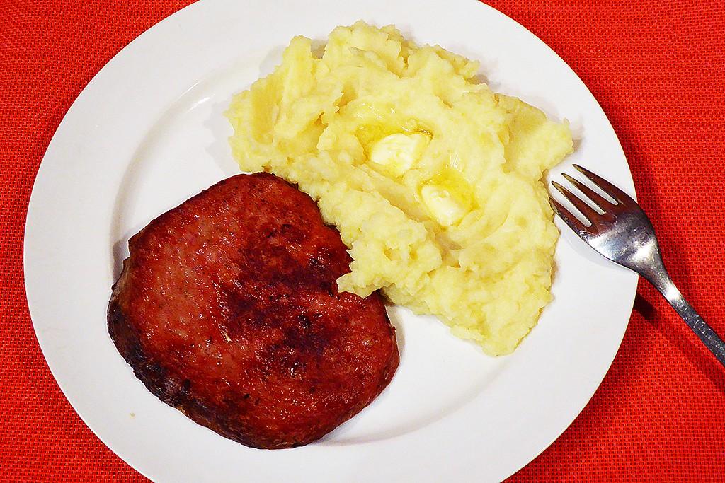 Jiná bramborová kaše recept