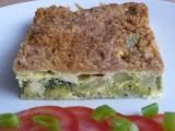 Zapečená brokolice s uzeným sýrem recept