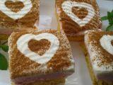 Řezy s malinovou chutí recept