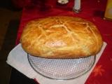 Domácí chléb v římském hrnci recept