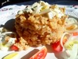 Houbové rizoto s Nivou recept
