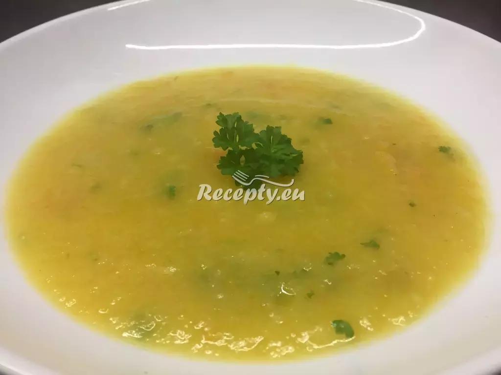 Zeleninová polévka se sýrem recept  polévky