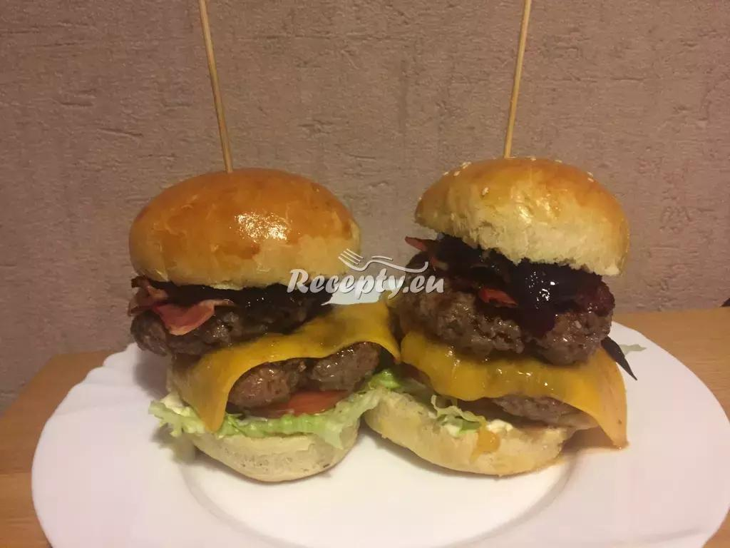 Hovězí hamburgery podle Pohlreicha recept  slavnostní pokrmy ...