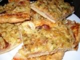 Pizza s kypř.práškem recept