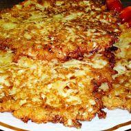 Bramborovo-kapustové placky recept