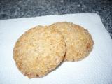 Zdravé ovesné sušenky s kokosem recept