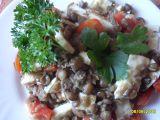 Čočkový salát bez majonézy a jiných tučných přísad recept ...