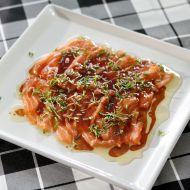 Sashimi v novém stylu recept