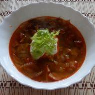 Polévka z hlívy ústřičné s řapíkatým celerem recept