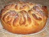 Buchta Vanilkový obláček recept