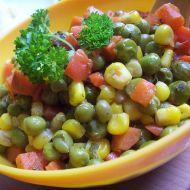 Dušená zeleninová směs recept