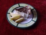 Ledový jablkový dort recept