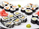 Sushi maki s tempehem a avokádem recept
