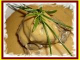 Divoká svíčka z býčkova líčka  dělená strava (zvířátka) recept ...