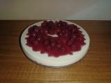 Cheesecake s třešněmi ve stylu New York recept