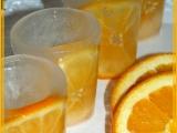 Ledové skleničky recept