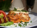 Lasagne II. recept