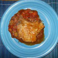 Cikánská kotleta recept